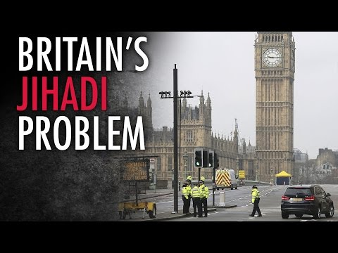Britain's massive jihadi problem