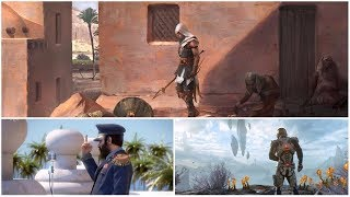 В Assassin's Creed Origins можно будет сыграть за жену главного героя | Игровые новости