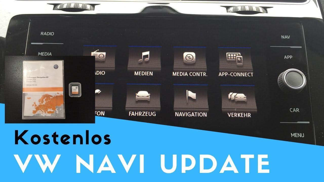 Kostenlose updates navi