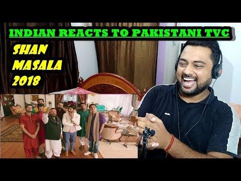 Indian Reacts to Shan Masala Ad 2018   by Mayank