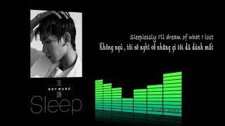 [Vietsub] Sleep with lyrics - Vương Nguyên | RoyWang | WangYuan Mp3