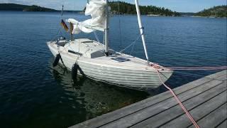 Folkboat to Stockholm