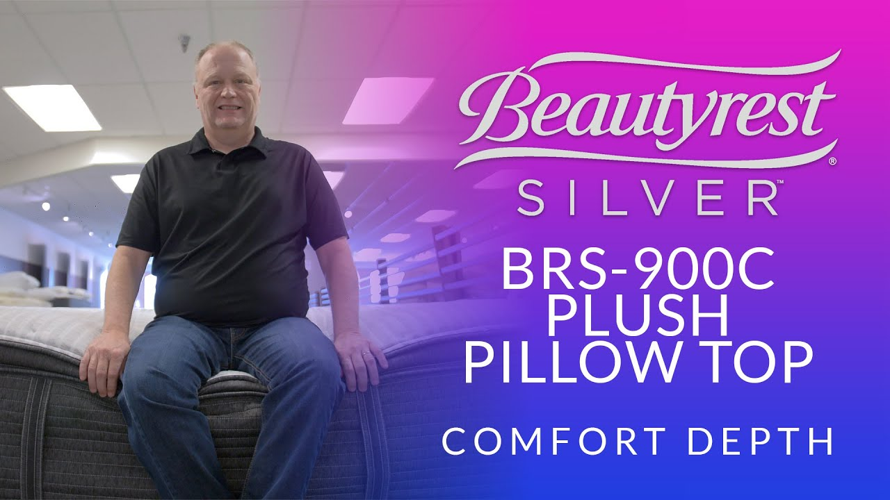 beautyrest silver brs900 c plush