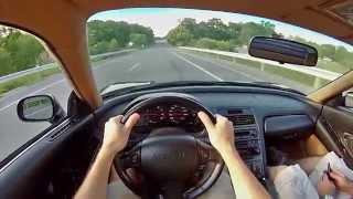 1994 Acura NSX: POV Drive