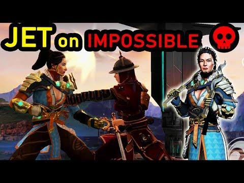 Shadow Fight 3 Chapter 7. How To Defeat Jet On Impossible With Epic Shuang Gou.
