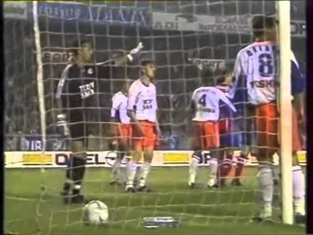 PSG-Montpellier 1999-2000, résumé