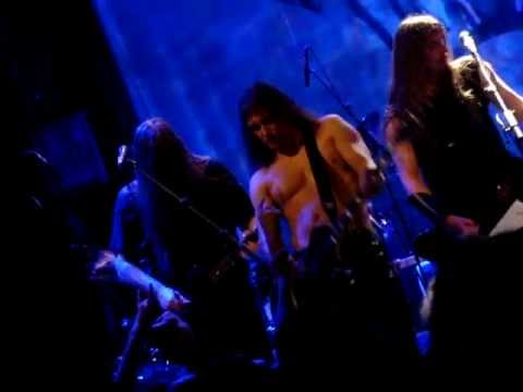 Enslaved- Alfadr Odin @ Bowery Ballroom, NYC, Feb 22,2013