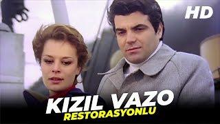 Kızıl Vazo | Hülya Koçyiğit Eski Türk Filmi Full İzle (Restorasyonlu)