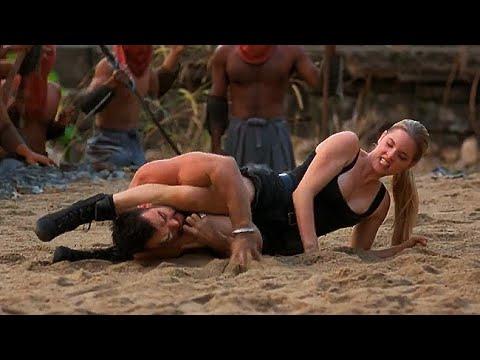 Sonya Blade Vs Kano Scene 5 10 Mortal Kombat 1995 Youtube