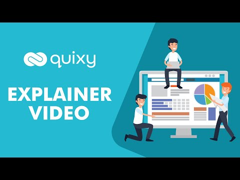 Quixy Explainer Video | Digital Transformation | Business Process Management | Workflow Automation