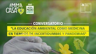 Tercer Conversatorio de Educación Ambiental | Javier Benayas