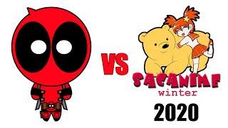 Deadpool vs SacAnime Winter 2020