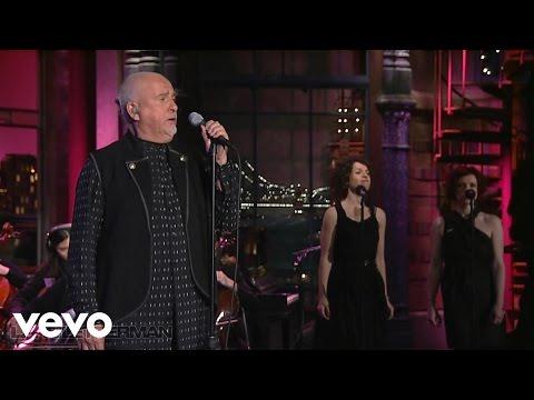 Peter Gabriel  Biko  on Letterman