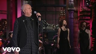 Peter Gabriel - Biko (Live on Letterman)