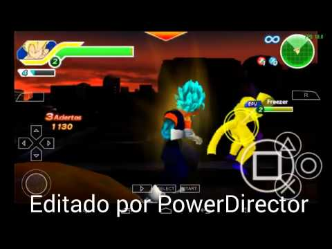 Vegeto ssj god vs Goleen freezer máximo poder