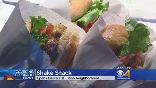 Official Opening Date For Colorado's First Shake Shack Announced