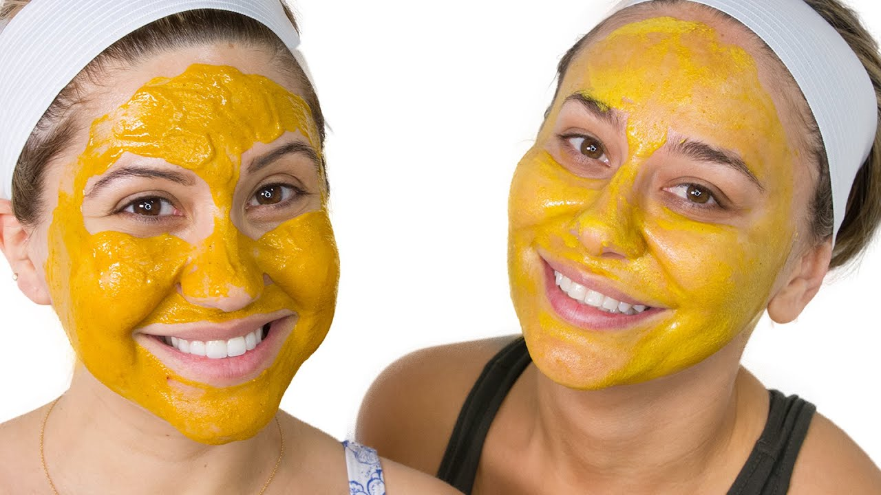 how to make turmeric oil for skin
