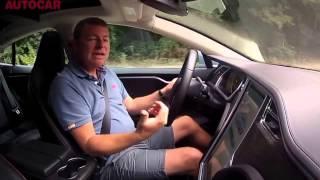 Tesla Model S  ПРОТИВ  Aston Martin Rapide S
