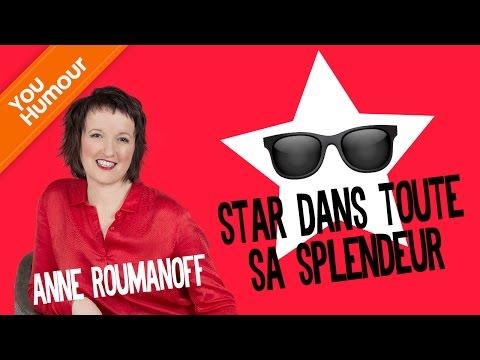 Anne ROUMANOFF, Star et maman