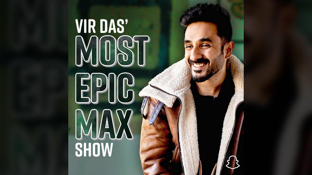 Vir Das' MOST EPIC MAX show | Official Trailer