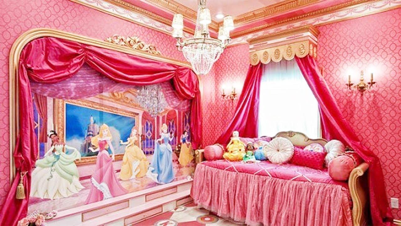 Amazing Girls Bedrooms Ideas Part 2 - YouTube on Amazing Bedroom Ideas  id=23736
