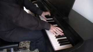 Hungarian Sonata (piano solo)