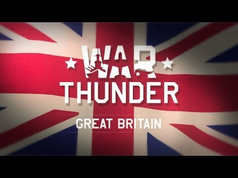 War Thunder - The Royal Air Force
