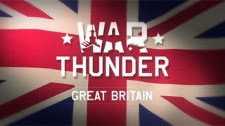 War Thunder : Great Britain