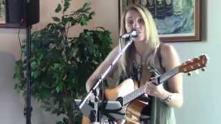"""Stuck Like Glue"" Sugarland -Kristine Wriding Cover"