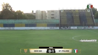 Dock Sud vs Sportivo Italiano full match
