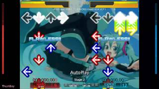 StepMania Pack // Vocaloid Collaboration Project 1 digest trailer + download