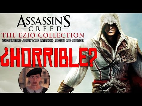 ¿Assassin´s Creed The Ezio Collection Vale tu Dinero? - Spideremilio Opina