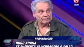 DURO DE DOMAR - VERDADERO O FALSO - HUGO ARANA - SEGUNDA PARTE 16-11-12