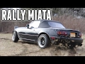 Introducing the New Car : Project Rally Miata