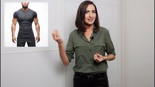 5 wskazówek ubioru dla Panów o atletycznej sylwetce | ZOPHIA Osobista Stylistka
