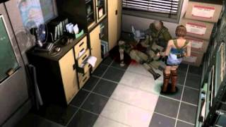 Resident Evil 3: Nemesis cutscenes - Coldhearted Soldier (alternate)