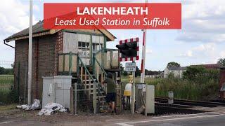 Lakenheath - Least Used Station in Suffolk