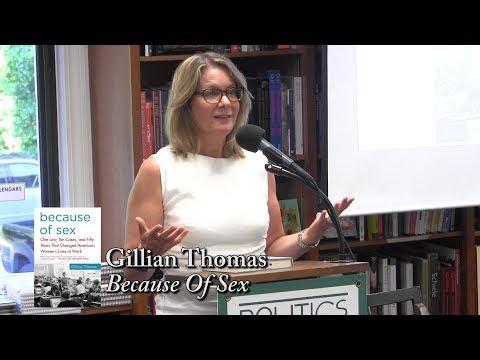 "Gillian Thomas, ""Because Of Sex"""