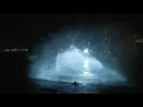 4d Projection - Introducing 'Melo M8' - Amazing Water Projection