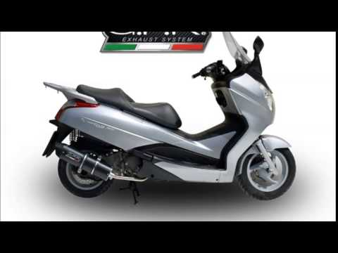 honda s wing silver wing 125 150 gpr exhaust sound and catalogue scarico gpr video catalogo. Black Bedroom Furniture Sets. Home Design Ideas