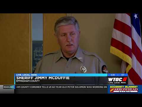 Effingham County GA Sheriff's Office launches tip411