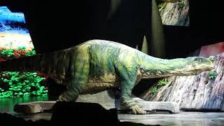 Walking with DINOSAURS Live Show Прогулки с Динозаврами Театрализованное Шоу для Детей