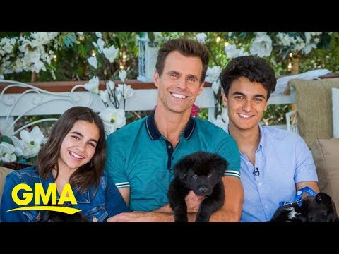 Cameron Mathison reveals he has serious tumor on his kidney  | GMA