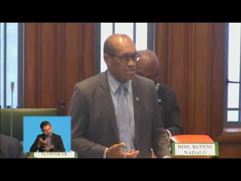 Fijian Minister for Employment response on complaints from Hotel and Catering Industry