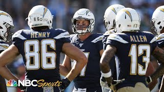 Will the Los Angeles Chargers relocate to London? | Pro Football Talk | NBC Sports