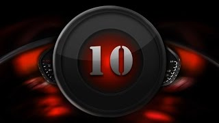 10 sec COUNTDOWN ( v 117 ) TIMER 10 sec with sound effect, voice, tick tack, beep HD