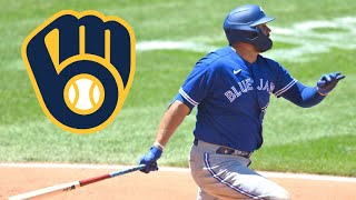 BREWERS TRADE FOR ROWDY TELLEZ