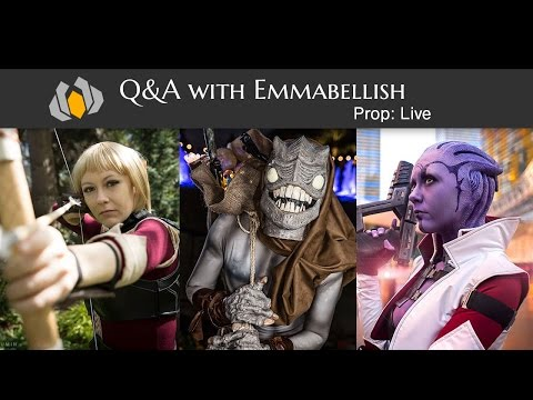 Prop: Live - Q&A with Emmabellish - 6/4/2015