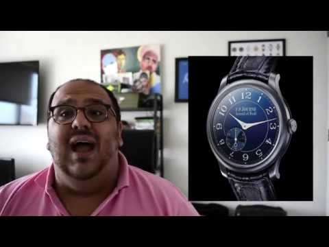Independent Watchmakers - True Luxury ? Federico Talks Watches