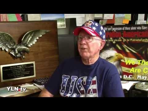 YLN.tv OAS and COL Harry Riley US Army Ret